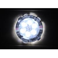 Buy cheap 6led 30mm Outdoor Green Color DC24V 0.6W IP67 Pixel Led Light product