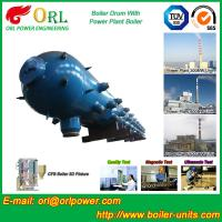 Buy cheap Once Through Electrical Water Boiler Dryer Drum Carbon Steel SA516 GR70 product