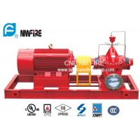 Buy cheap Oil Depots Electric Motor Driven Fire Pump 500GPM / 150PSI UL Listed product
