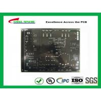 Buy cheap Black Solder Mask Quick Turn Pcb Assembly 2 Layer Fr4 1.6mm Lead Free Hasl product
