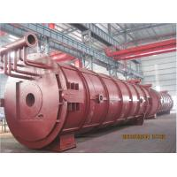 High Pressure Gas Fired Thermal Oil Boiler High Efficiency For Wood / Electric
