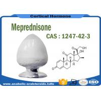 Buy cheap Adrenal Cortex Hormone Meprednisone CAS 1247-42-3 Pharmaceutical Grade Steroids product
