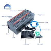 China Cheap Bulk Sms Machine 32/64 Ports Gsm 3g Sms Pool Modem Free Text Message Online Worldwide on sale