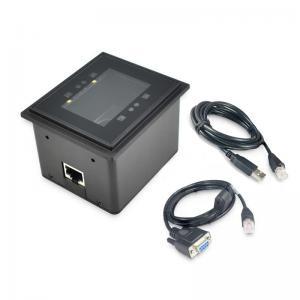 Buy cheap DataMatrix industrial qr code scanner Fixed Mount 1D 2D Barcode Scanner product