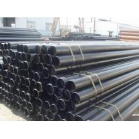 Buy cheap High Strength Alloy Round Steel Pipe , ASTM A213 A210 Cold Drawn Seamless Steel Tube product