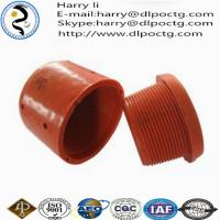 Buy cheap 5-1/2 PVC CARBON STEEL Plastic Protection Caps for API Pipes casing tubing product