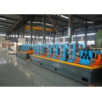 Buy cheap HG76 Stainless Steel Tube Mill Welded Pipe Making Machine CE Approved product