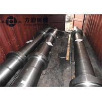 Buy cheap Alloy / Carbon Steel Marine Shaft Steel Blanks With Rough Machining product