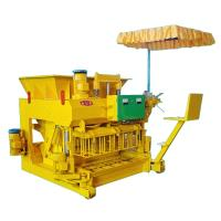 Quality JMQ-6A Mobile Concrete Block Making Machine for sale