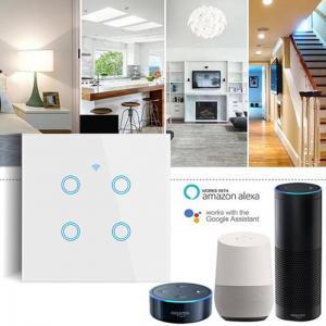Buy cheap US WIFI Water Heater Smart Switch Panel 20A Alexa Google Home Tuya Smart product