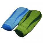 mummy  sleeping bags hollow fiber sleeping bags for camping GNSB-005