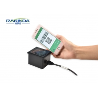 Buy cheap USB RS232 Wiegand QR Code Reader Access Control Scanner Module product