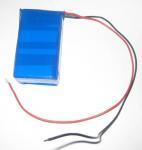 Buy cheap Li-polymer battery Pack 104678 11.1V 3800mAh product