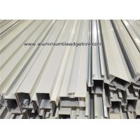 China Powder Coating White Aluminum Door Frame Extrusions / Sections / Profiles / Panels on sale