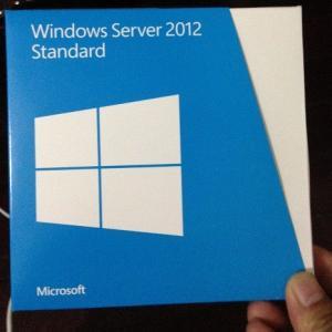 China Windows Server 2012 Standard Edition Product Key , Windows Server 2012 With 64-bit Processor on sale