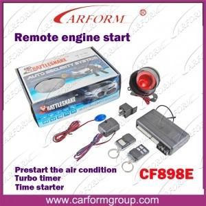 Buy cheap Alarme automatique de voiture d'Externa de relais de début de moteur des systèmes d'alarmes de début à distance de moteur 898E product