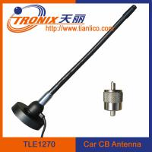 Buy cheap 27mhz radio cb antenna/ magnetic mount cb car antenna/ car cb antenna TLE1270 product