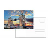 Buy cheap London Tower Images 6x9 Inch 3D Lenticular Postcard For Souvenirs & Gifts product