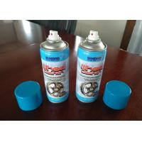 Buy cheap Wheel Cleaner Spray Aerosol Bright / Sparking Wheels Fast & Effective Cleaning Use product