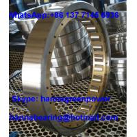 Buy cheap NU1052MA Brass Cage Cylindrical Roller Bearing NU1052-M1 260x400x65mm product