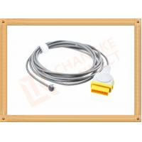 Buy cheap GE 11 Pin Medical Temperature Sensor Probe Adapter Cable PVC Insulation product