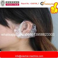China Waterproof Powerful Ear Cover Making Machine For Hair Salon on sale