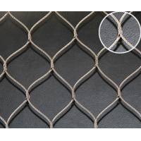 Buy cheap X Tend Stainless Steel Woven Mesh Strong Toughness Environmental Friendly product