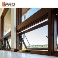 Buy cheap Air - Proof  Aluminum Awning Windows product
