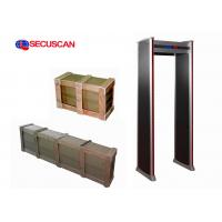 China Economic Walk Through Scanner / Pass Through Scanner Door Frame on sale