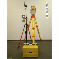 China Topcon IS-03 3Sec Robotic Imaging Total Station Set FC2500 Kit on sale