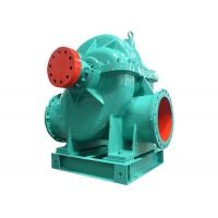 Buy cheap Industrial Horizontal Split Case Pump Double Suction Centrifugal Pump Single Stage product