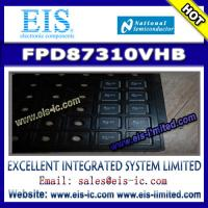 China FPD87310/VHB - NS (National Semiconductor) - Universal Interface XGA Panel Timing Controll on sale