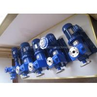 Buy cheap Single Stage Single Suction Chemical Pump product