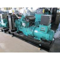 Buy cheap Powered Open Diesel Generator 110KW / 138KVA  Cummins 6BTAA5.9-G2 product