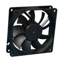 China  Portable Computer Case Cooling Fans 24V / 48V With Ball Bearing and Plastic Impeller  for sale