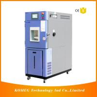 China Electronics Machinery / Environmental Temperature Humidity Test Chamber CE on sale