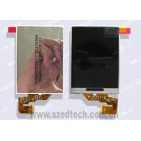 China Mobile Phone LCD Display for Sony Ericsson W595 on sale