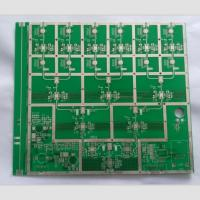 Buy cheap Mix Material Rigid Printed Circuit Boards , Multilayer Pcb Fabrication HASL Surface Treatment product