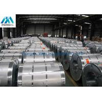 Buy cheap Natural Color Cold Rolled Aluzinc Steel Coil EN BS GB DIN SPCC SGCC DX51D product
