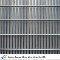 Buy cheap 358mesh Welded Mesh High Security Fencing Panel Mesh 3X0.5X8 China Factory product