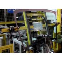 Buy cheap Front Windshields Glass Processing Equipment Automatically Rear View Mirror Button Adhesion product