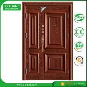 Buy cheap Kerala front door designs photo steel single main door design white steel gate product