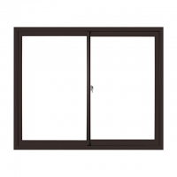 Buy cheap 1.5mm Thickness Aluminium Sliding Windows Lightweight Thermally Insulated product