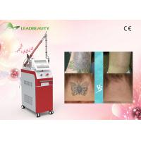 China 100% Korea Imported Light Guiding Arm Q Switched Nd Yag Laser Tattoo Removal Equipment wholesale