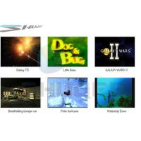 China  Animation 4D Cinema Film , 5D Thriller Motion Movie , 6D Horror Movies  for sale