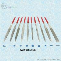 Buy cheap Diamond Files for Grinding Glass and Ceramic product