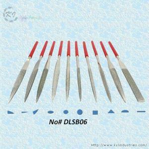 Buy cheap ガラスおよび陶磁器粉砕のためのダイヤモンド ファイル product