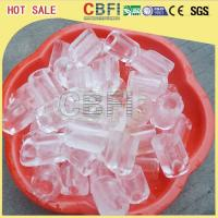 Buy cheap Full Automatically Ice Tube Machine / Tube Ice Business To Freeze Drinks product