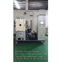 Buy cheap Jewelry PVD Vacuum Coating Machinery/Special Metal Materials Surface Plating Vacuum Coated product