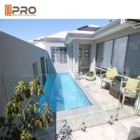 Buy cheap Hot sales terrace Anodized Extrusion Profiles 1.4mm Aluminum Balustrade product